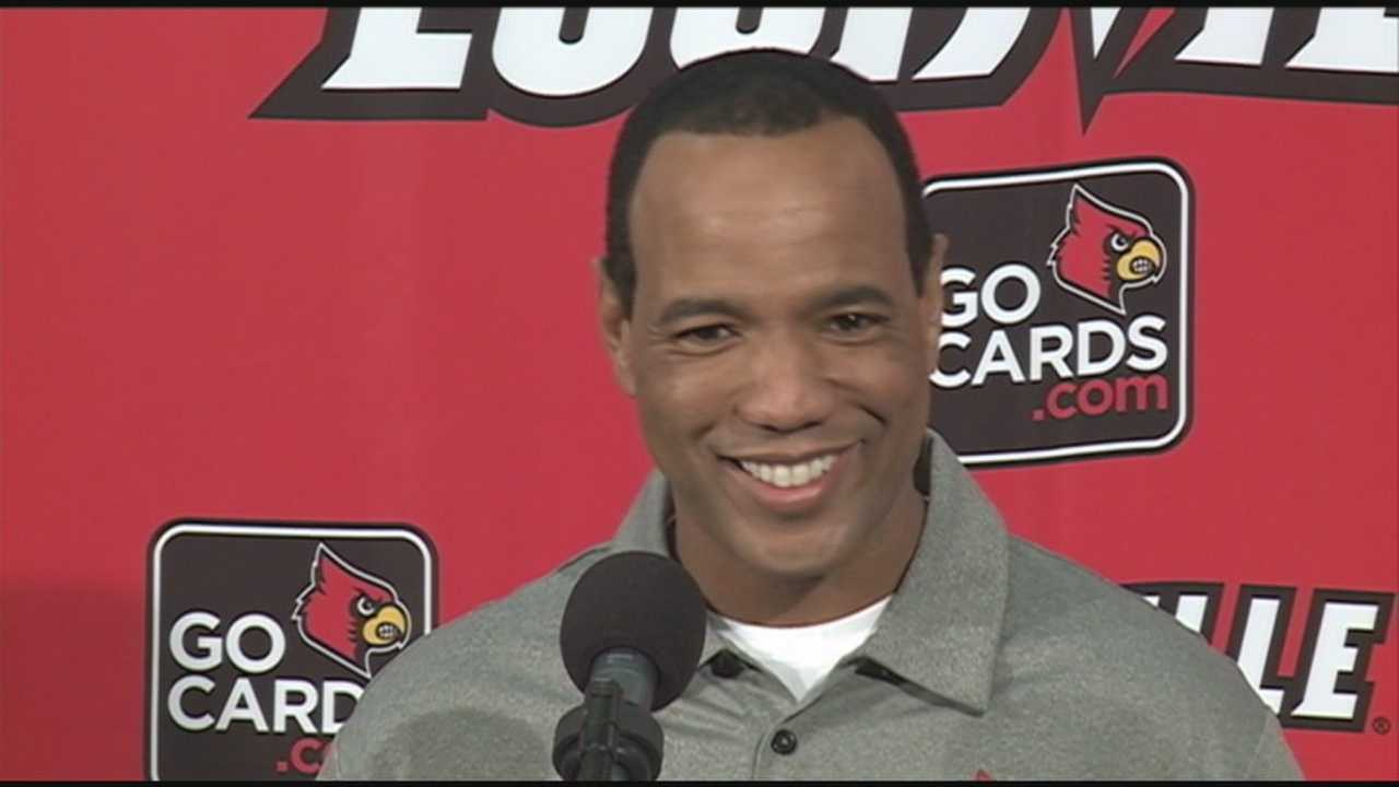 University of Louisville assistant basketball coach Kevin Keatts is named associate basketball coach Wednesday.