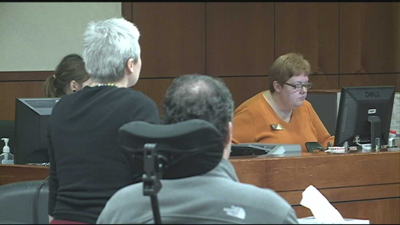 Girlfriend of convicted killer wants protective order dropped