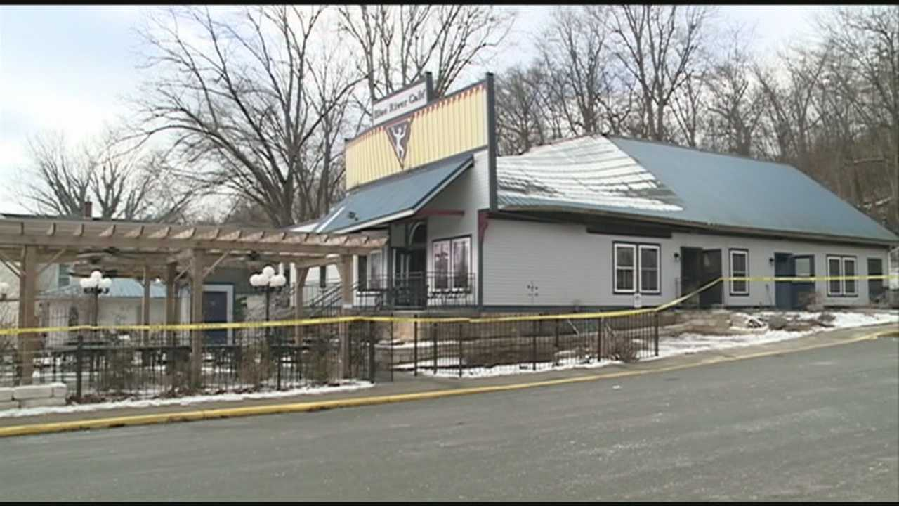 A popular southern Indiana restaurant is damaged in a fire Sunday morning.