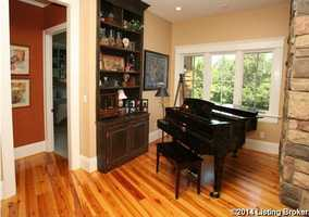 A classic piano can enhance any family gathering.