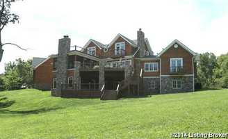 The property built in 2007 sits on 3.23 acres.