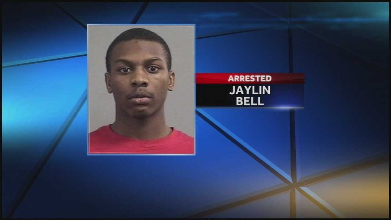 An 18-year-old is charged with shooting another teen on Monday afternoon.