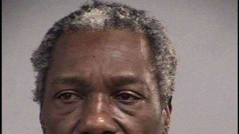 Luther Mason is charged with arson in the first degree.(READ MORE)