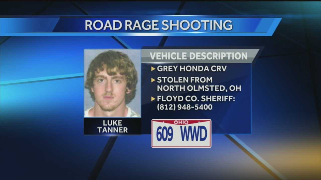 There are new details about a man who opened fire on a motorist while driving on Interstate 64 in southern Indiana.