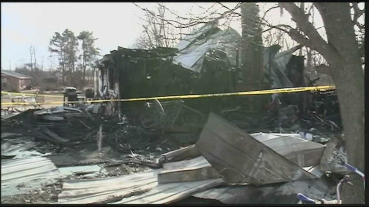 A small community in western Kentucky is mourning after an early morning house fire leaves nine people dead.