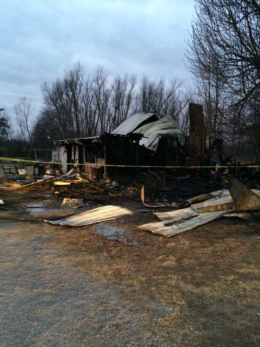 Nine family members are dead after a fire in the small Muhlenberg County community of Depoy.