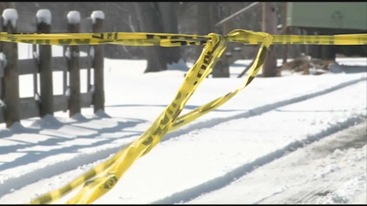 A death investigation is underway after a man's body was found in the snow at Louisville's Eva Bandman Park.