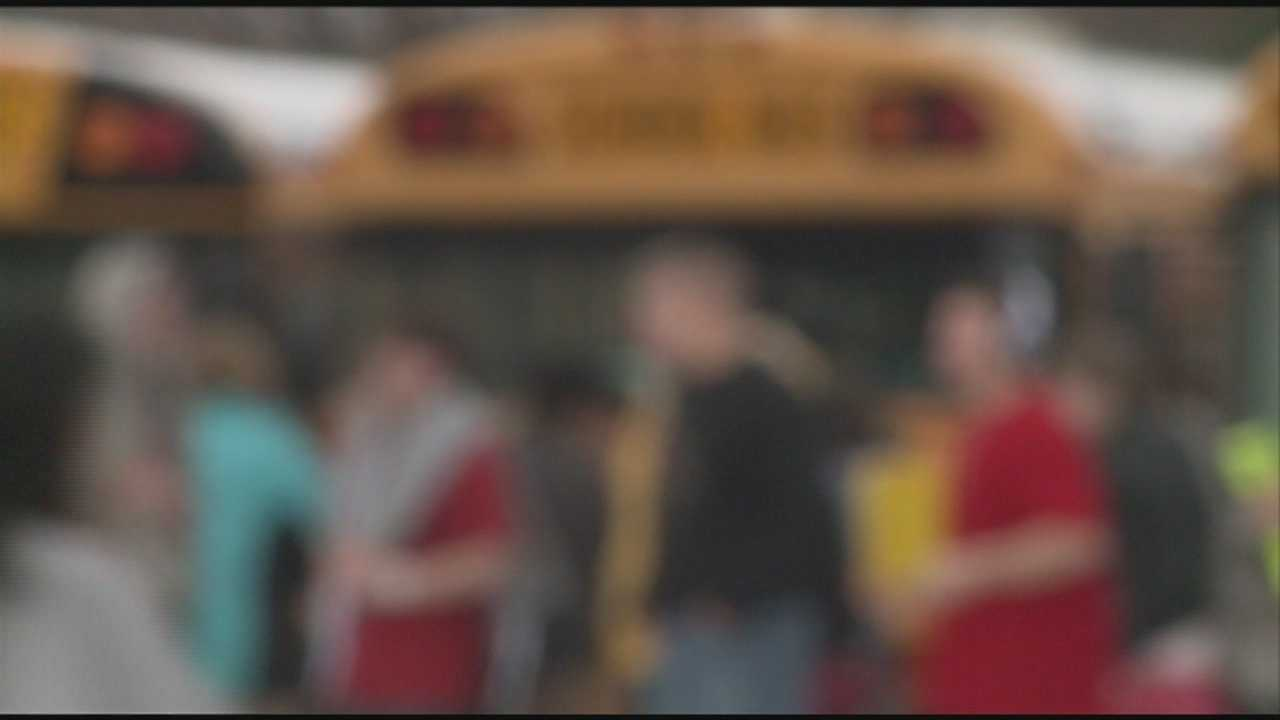 School officials made the decision to release Jefferson County Public Schools students early ahead of Tuesday's winter weather.