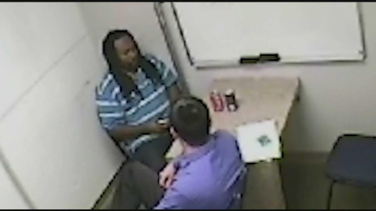 Michael Vernon Hayes is accused of killing Jovon Dawson in November.