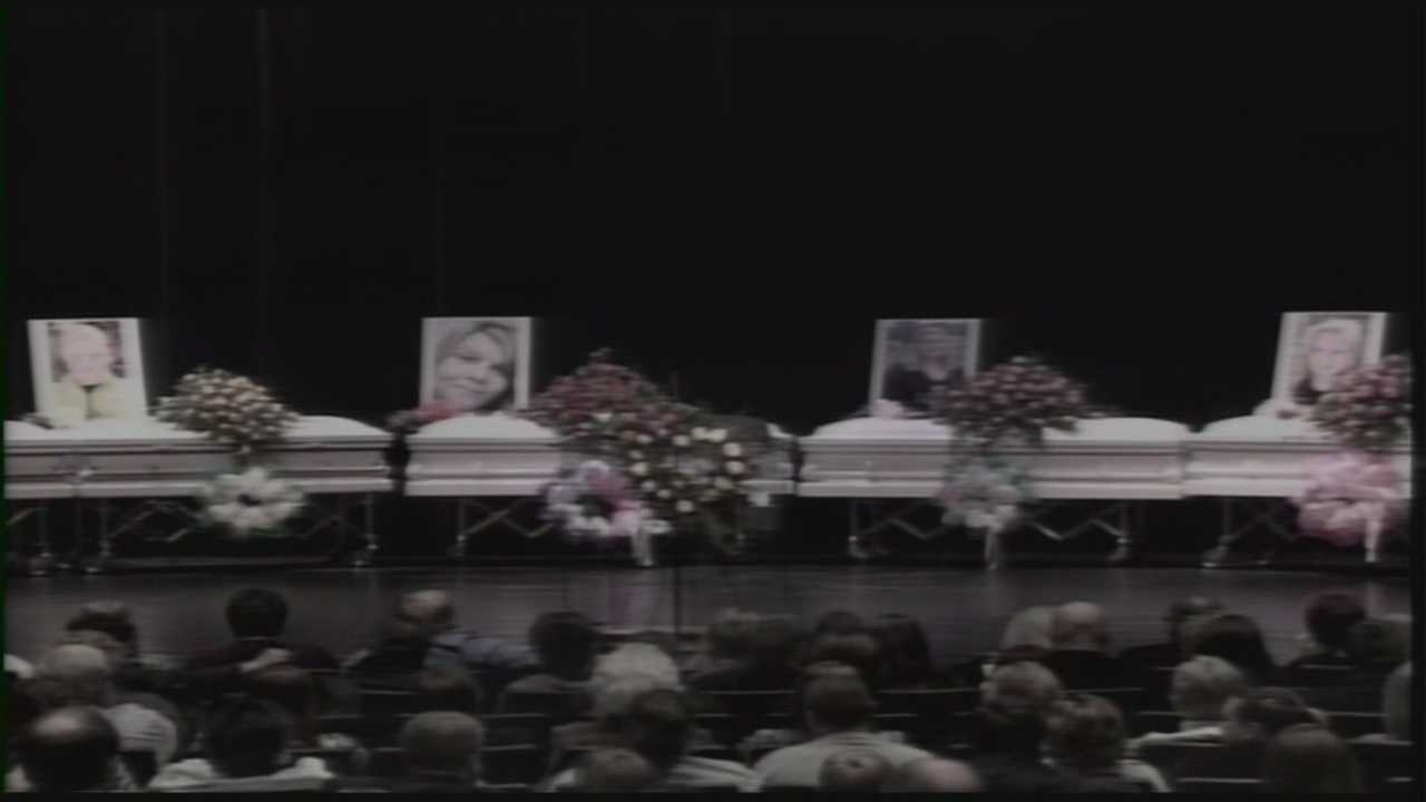 Nine killed in Muhlenberg Co. fire laid to rest