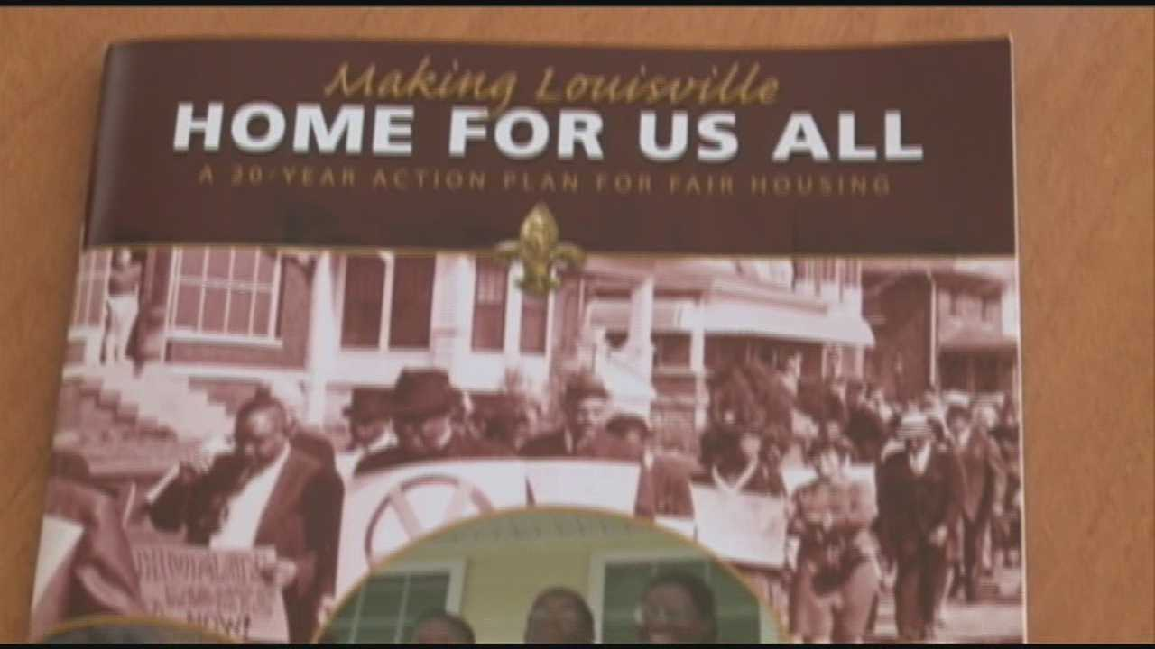 An action plan is released Thursday that aims to end housing segregation in Louisville.