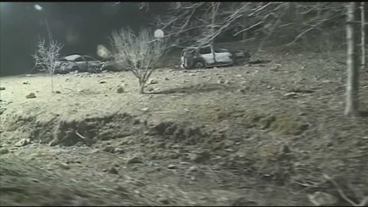 The investigation continues overnight into what caused a pipeline explosion in Adair County.