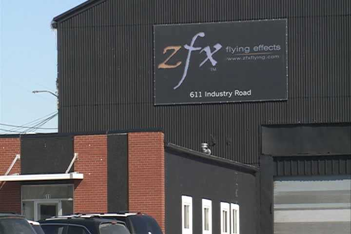 Louisville is home to one of the biggest and most creative flying effects company working stages from Broadway, to the sets of Hollywood.