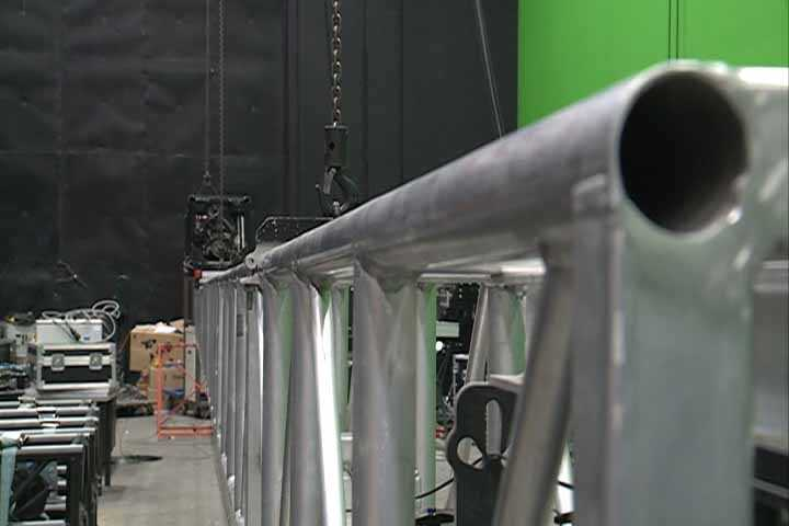 Now you know -- Louisville is home to a creative effects company making high-flying stunts possible for movies and theatre. (Watch the video)