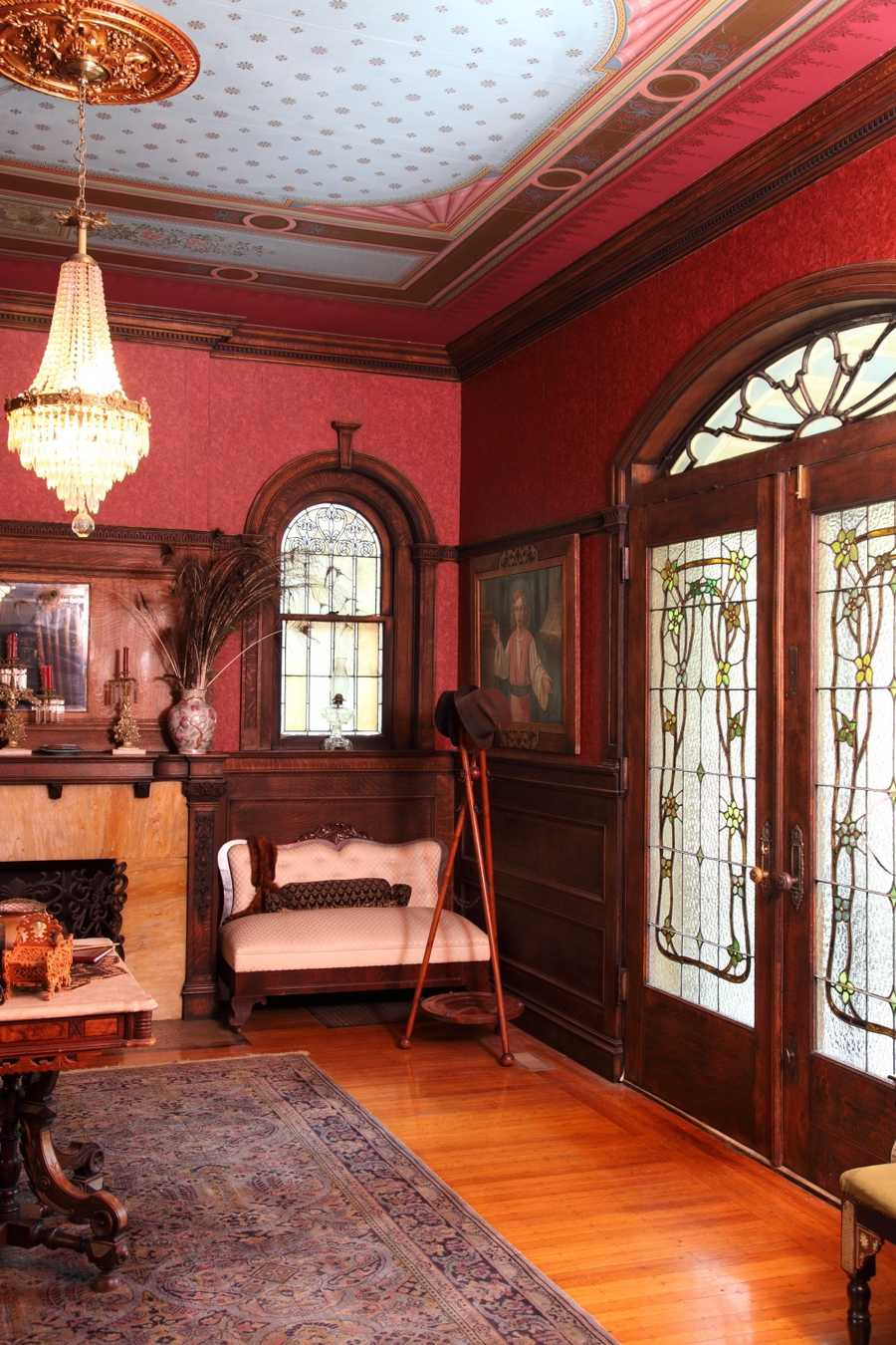 Now you know -- Louisville is home to the largest collection of Victorian homes. (Watch the video)