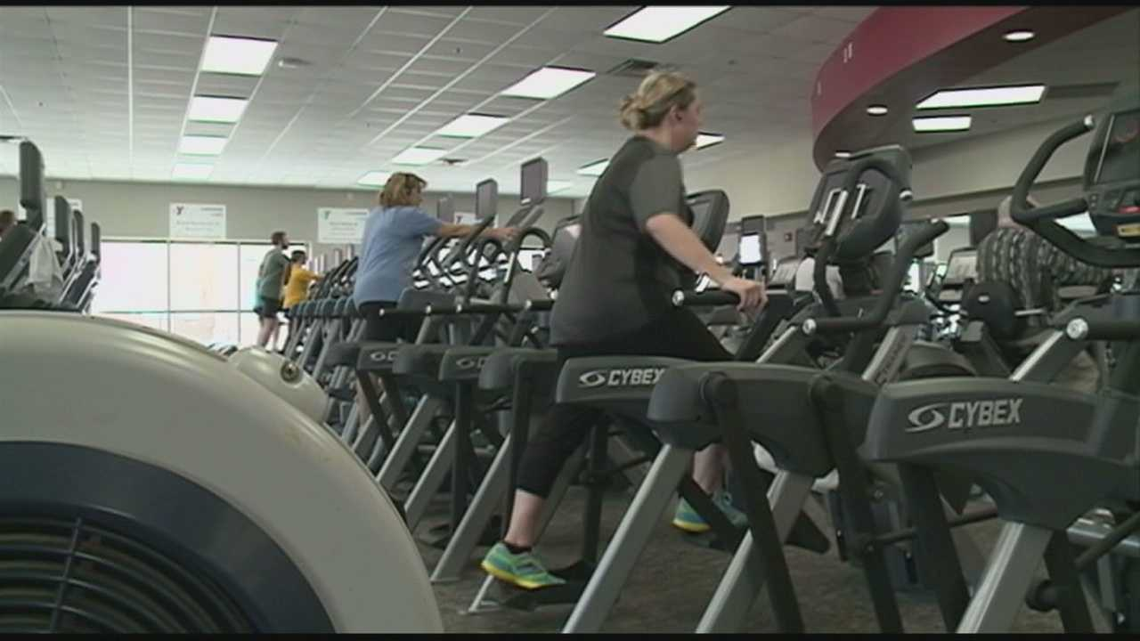 Mayor Greg Fischer unveils plans Wednesday for a healthier Louisville.