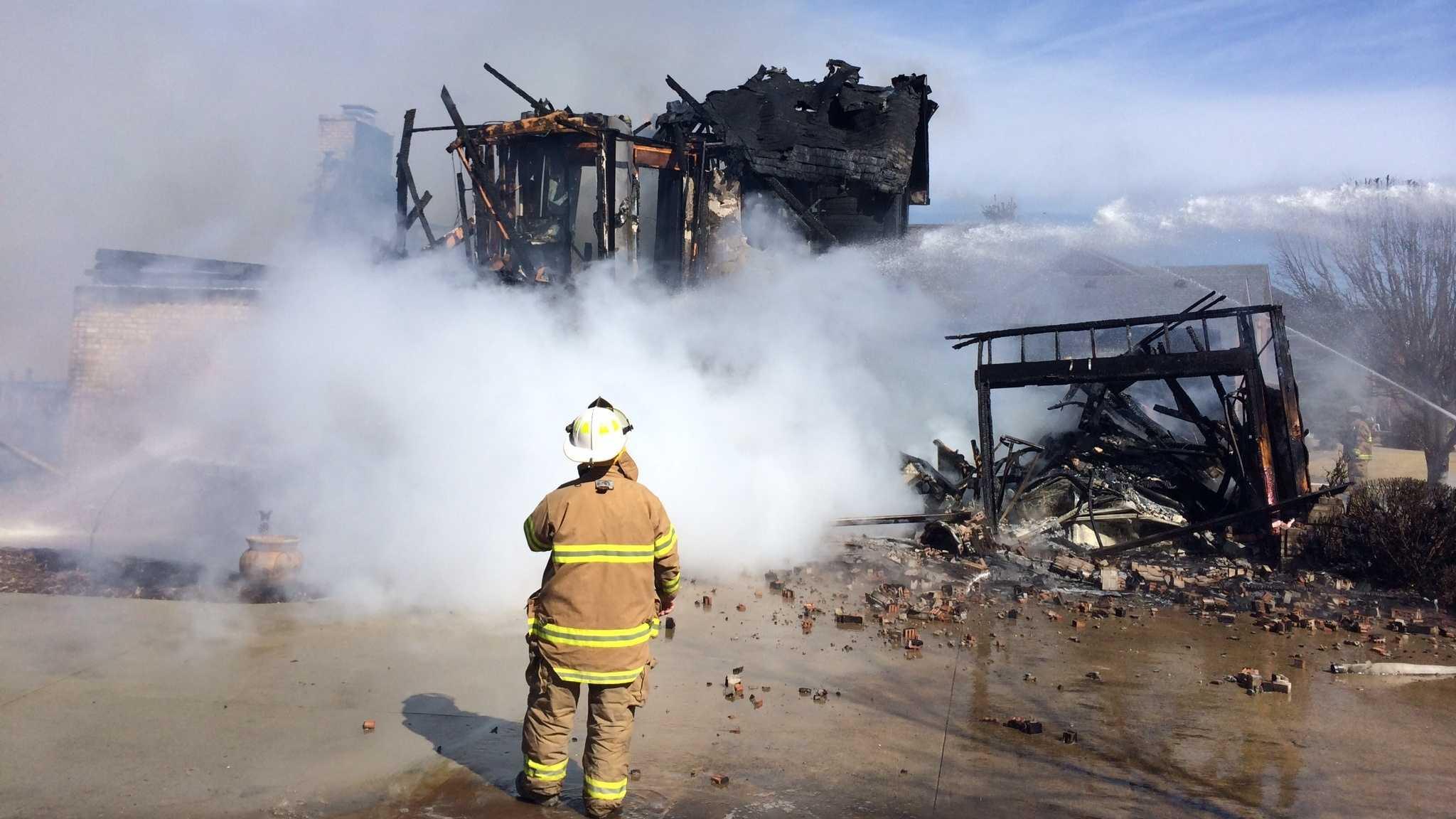 Floyd County fire