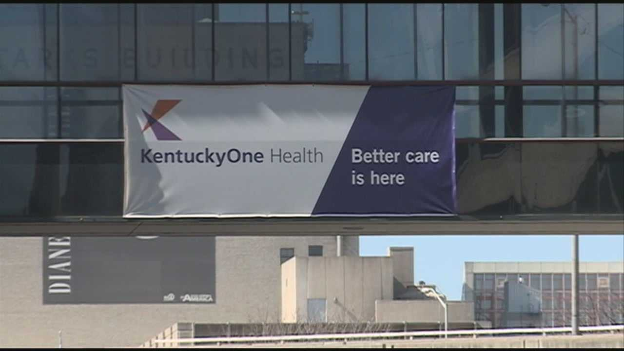 A former employee laid off from KentuckyOne Health talks about the staff cuts.