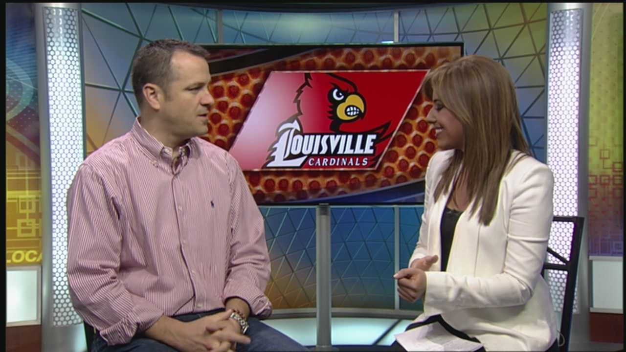 University of Louisville women's head basketball coach encourages fans to pack the house on Monday for Senior Night.