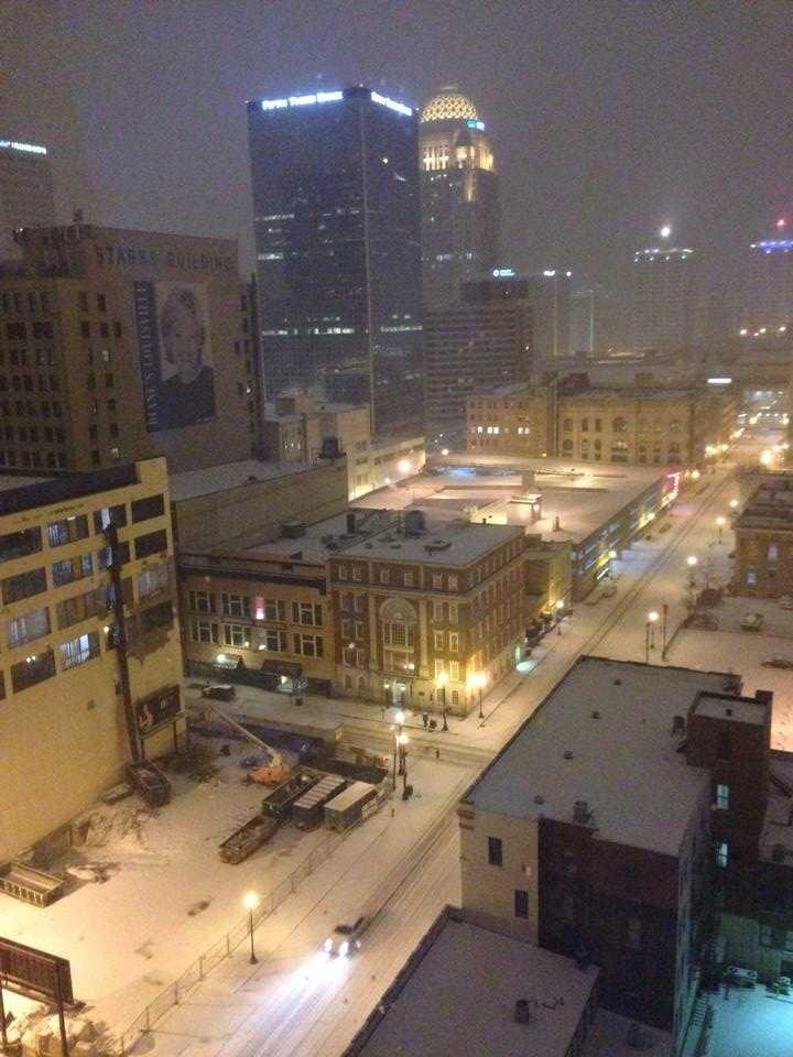 Third Street, Downtown Louisville