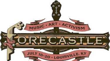Forecastle 2014 logo