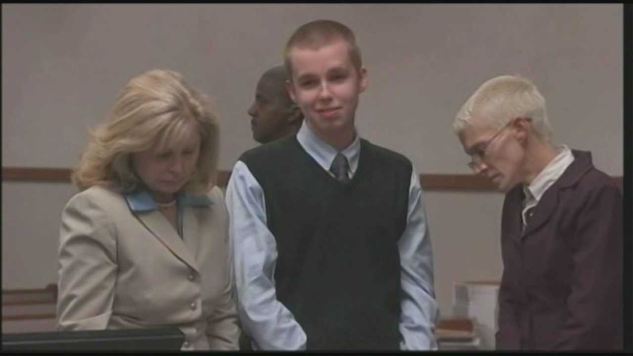 A judge has denied Josh Young's request to have his record expunged.