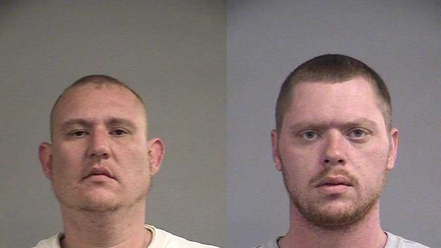 Joseph Carter and Sammy Gibson Jr. are charged with murder, robbery in the first degree, and tampering with physical evidence. (Read more)