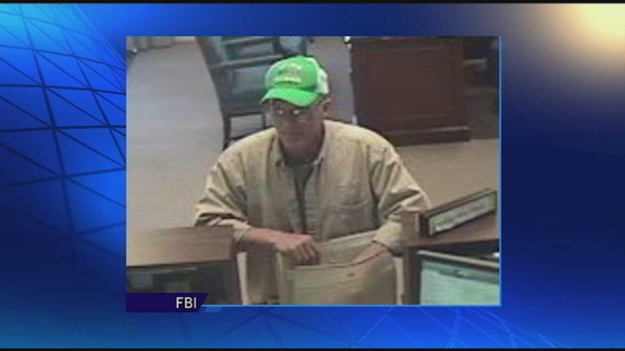 Man shot by deputies was suspect in Ohio, Tenn. bank robberies