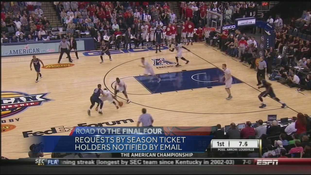 Final Four tickets available to basketball fans
