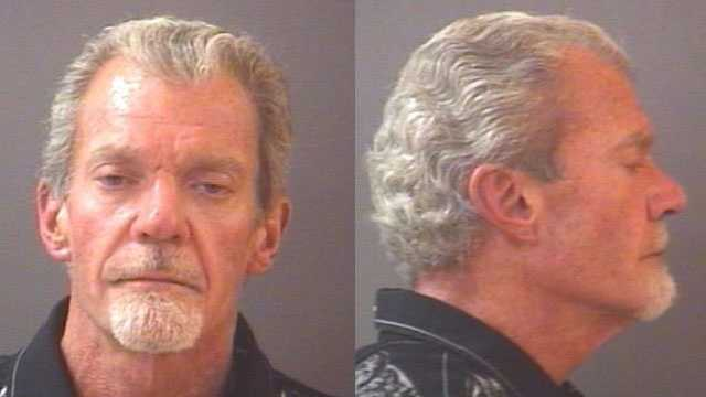 Jim Irsay Colts owner arrested