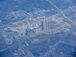 """Admit that they are happy that the Louisville """"International"""" Airport isn't really international, because then it would have to be much bigger and probably not located in the middle of the city."""