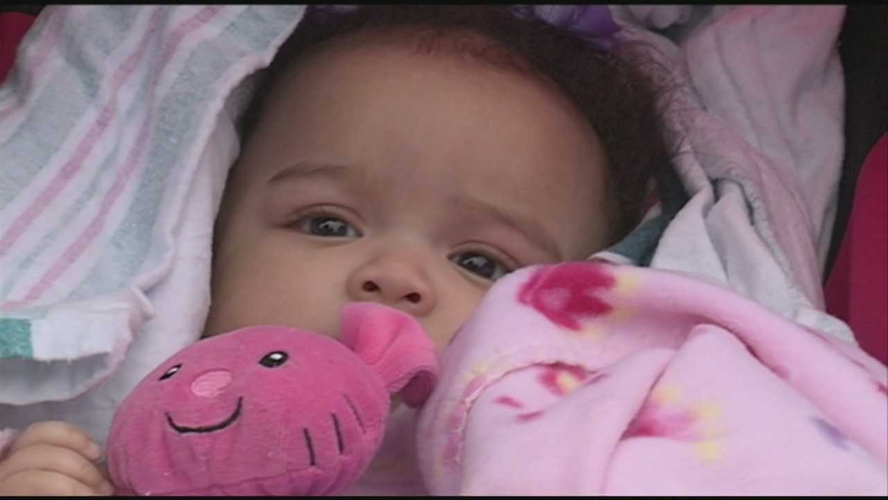 Baby released from hospital after crash killed twin