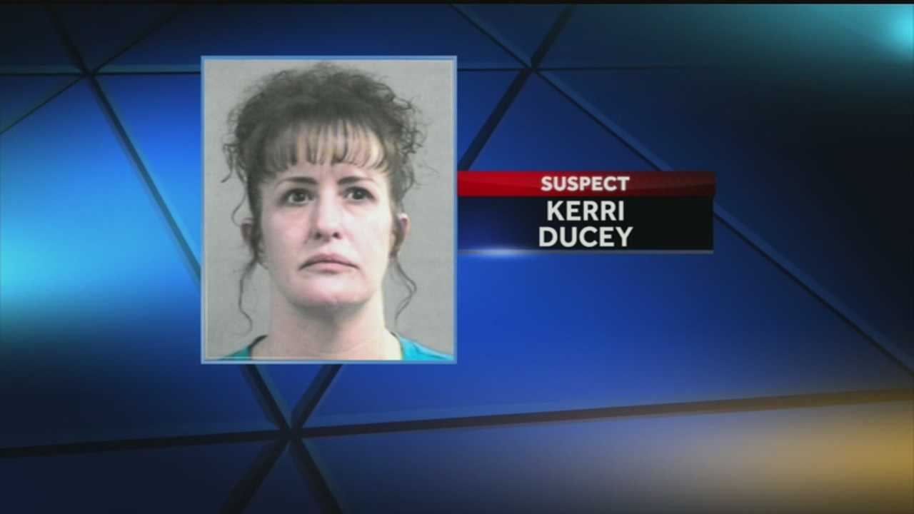 A home care provider is accused of stealing more than $10,000 worth of jewelry from an elderly woman.