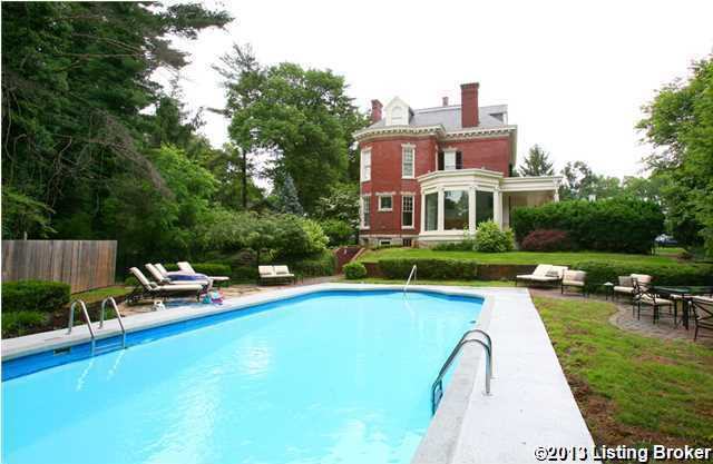 If you'd like more information on this 1.56 acre estate, please visit Realtor.com .