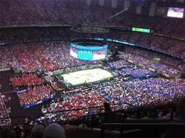 5. 2012 Final Four Kentucky vs. Louisville March 31, 2012 -- 48.4% of homes in Louisville watched the game
