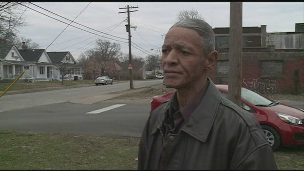 West Louisville man says group of teens attacked him