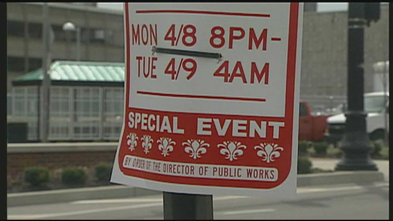 Metro police lay out a plan to prevent and respond to any problems with the UofL vs. UK basketball game Friday night.