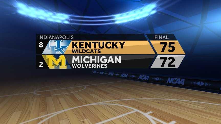 UK Michigan final
