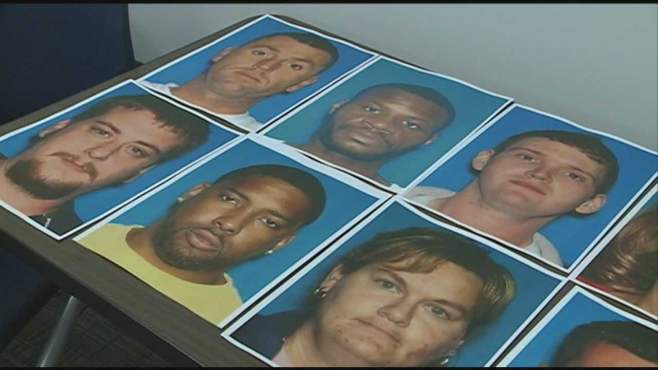 Nearly 20 suspected drug dealers arrested in S. Ind. roundup