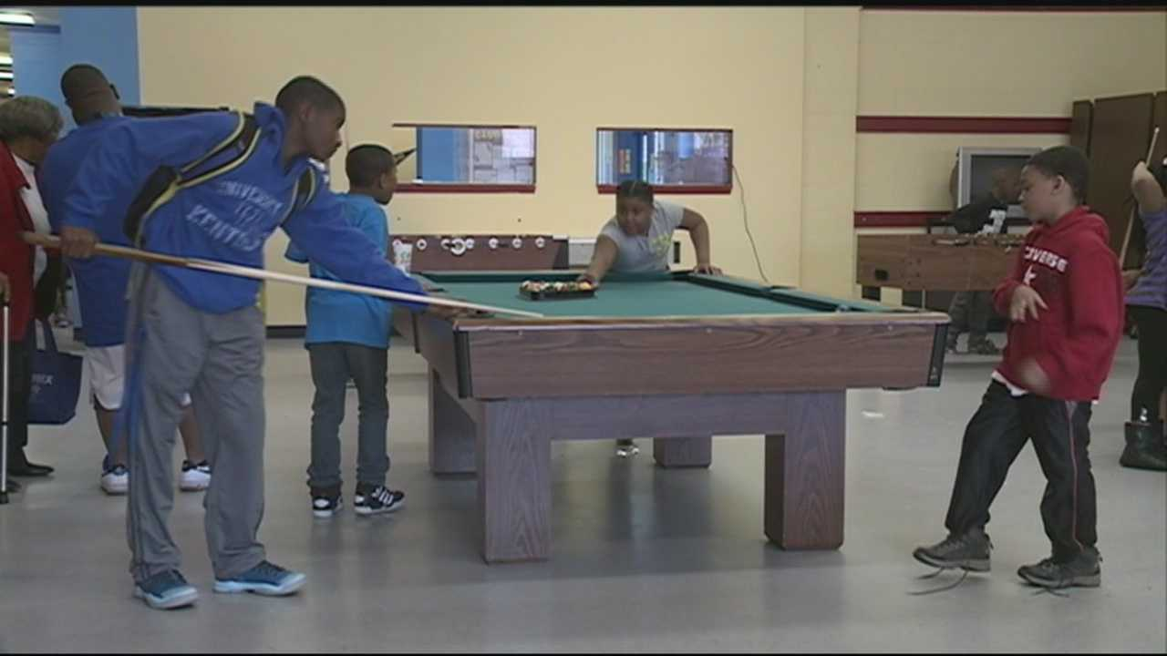 Community centers offer free events to keep spring breakers out of trouble