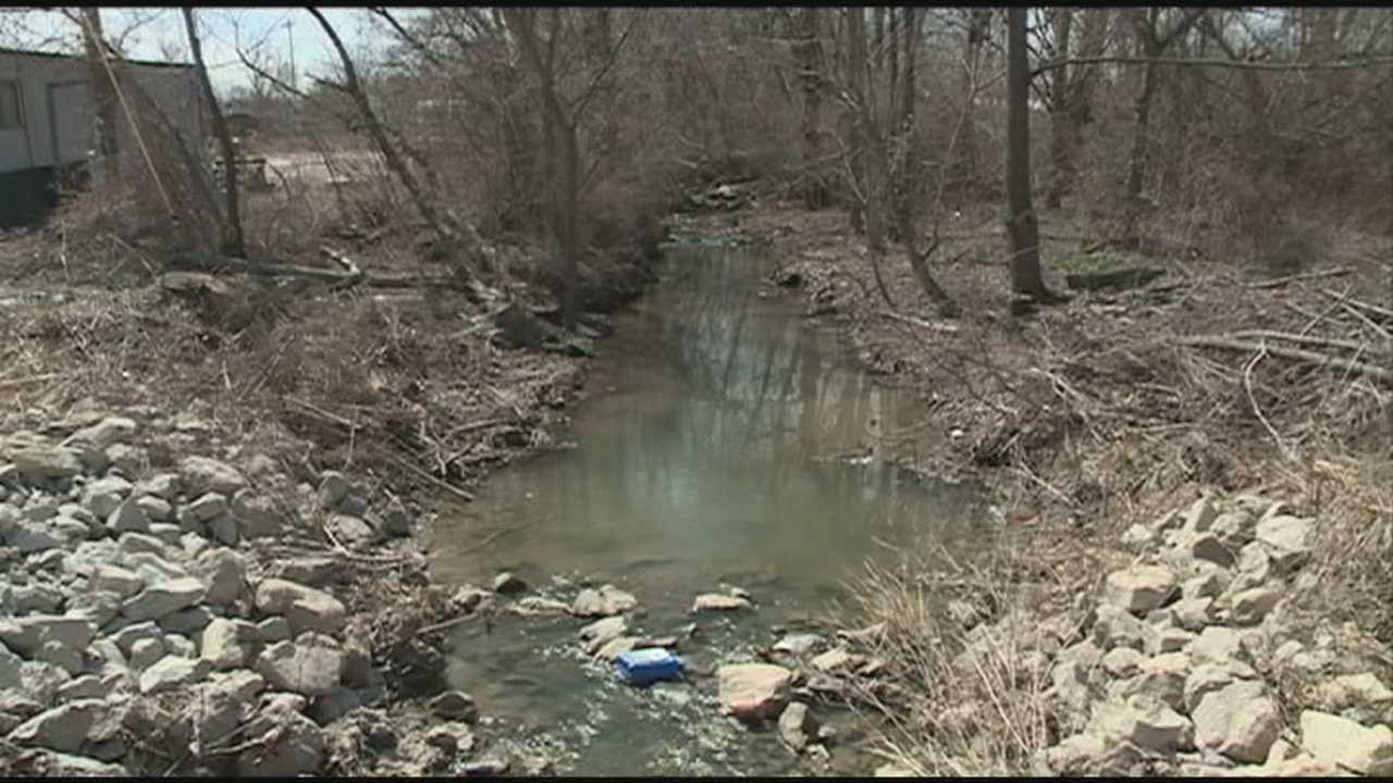 A temporary fix is in place as raw sewage continues to spill from a Bullitt County plant.