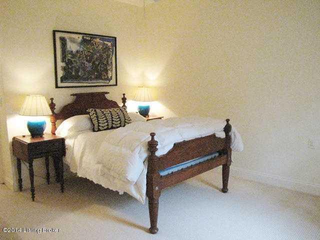Bedroom suite.