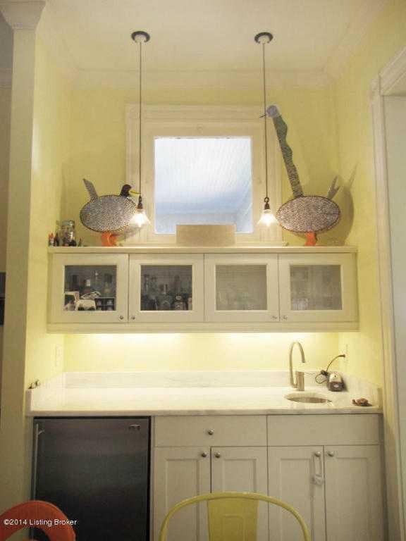 Butler kitchen.