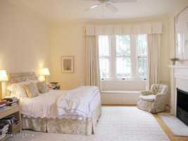 Large, beautiful master bedroom.