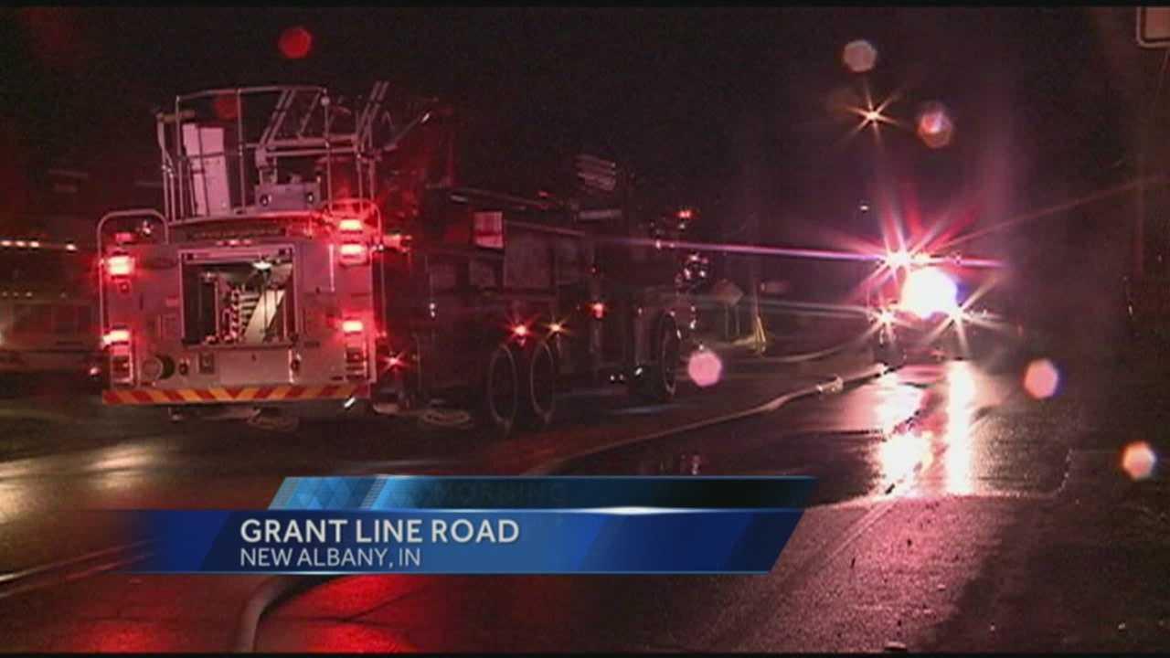 Fire Grant Line Road