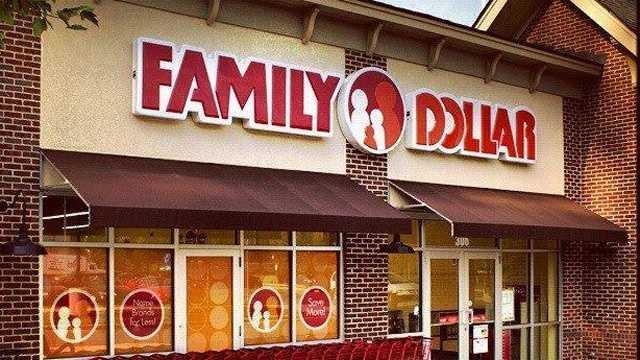 Store Closings - Family Dollar