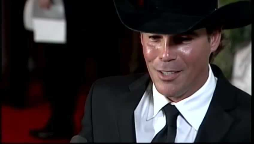 Country music artist Clay Walker