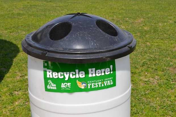 Look, you're even being green and recycling. Good for you. Keep this diet up until Derby folks! I know you can do it!