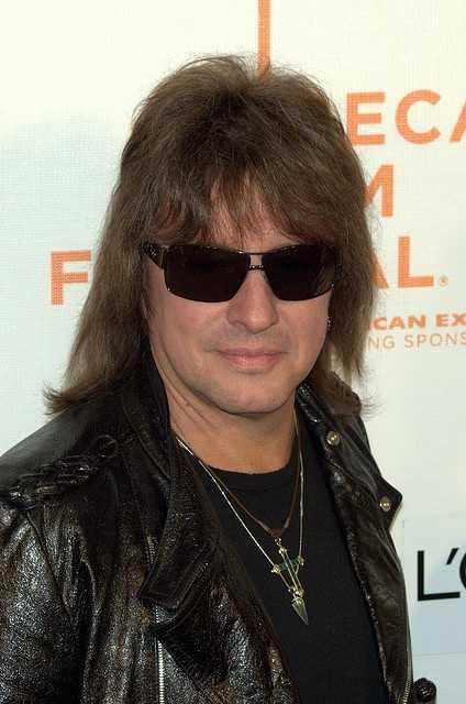 Richie Sambora, lead guitarist of Bon Jovi