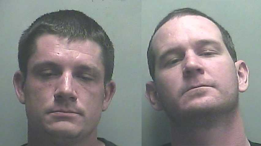 David Stearman and Derik Walker are charged with robbery